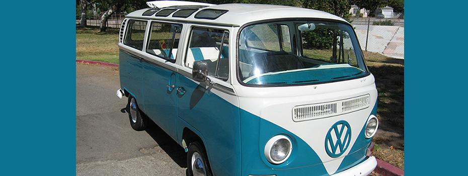 1968 Volkswagen T2 SOLD