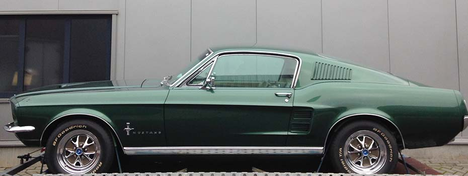 1967 Fastback SOLD